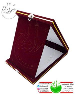 فروش جعبه جیر خام زرشکی تهران لوح
