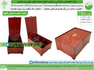 TB04-خرید اینترنتی جعبه چوبی درتهران-تهران لوح