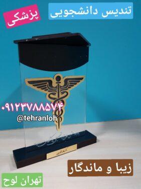 قیمت تندیس دانشجویی پزشکی